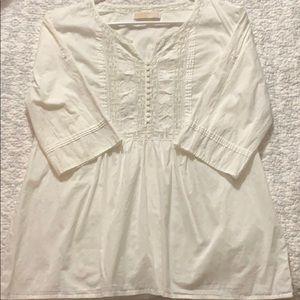 Michael Kors blouse size L